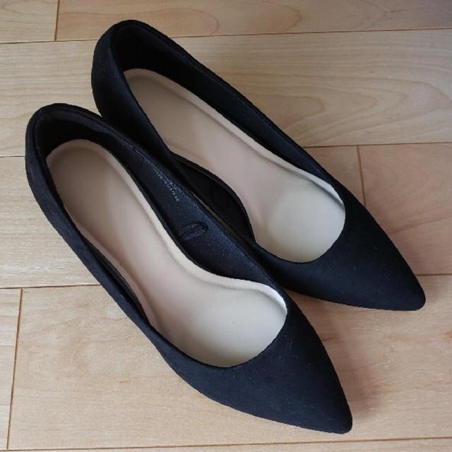 GU(ジーユー)のguマシュマロパンプスお買い得 レディースの靴/シューズ(ハイヒール/パンプス)の商品写真