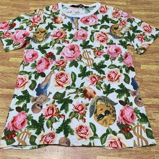 JOYRICH - JOYRICH Tシャツ 花柄