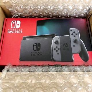 新品未開封 新モデル Nintendo Switch(家庭用ゲーム機本体)
