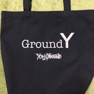 ヨウジヤマモト(Yohji Yamamoto)のground y トートバッグ(トートバッグ)
