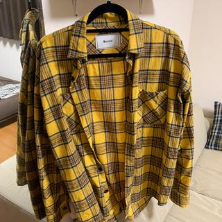 ボウダンショウネンダン(防弾少年団(BTS))のBTS着用 韓国シャツ(シャツ)