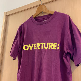 ビームス(BEAMS)のBEAMS ビームス Tシャツ 紫(Tシャツ/カットソー(半袖/袖なし))