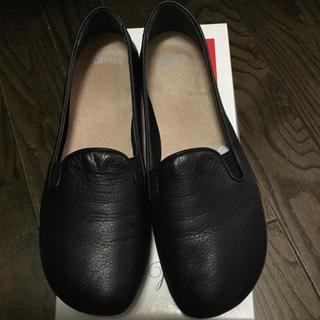 カンペール(CAMPER)のカンペール CAMPER 靴 黒 ぺたんこ(ハイヒール/パンプス)