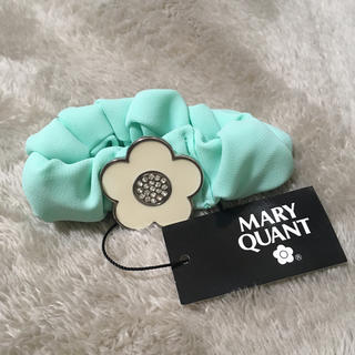 MARY QUANT - MARY QUANT マリークワント ヘアゴム シュシュ