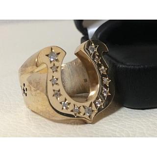 テンダーロイン(TENDERLOIN)の試着のみ TENDERLOIN ホースシューリング キムタク着 (リング(指輪))