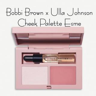 BOBBI BROWN - ボビイブラウン ウラジョンソン チークパレット エスメ