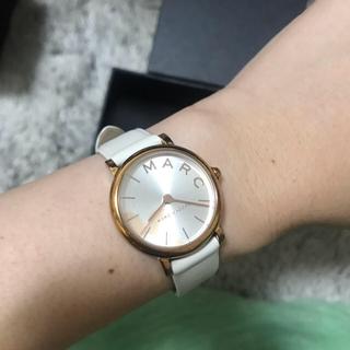 マークジェイコブス(MARC JACOBS)の♡マーク♡リストウォッチ♡腕時計♡(腕時計)