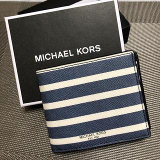 マイケルコース(Michael Kors)のMICHAEL  KORS(折り財布)