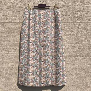 ニジュウサンク(23区)の23区 スカート 柄 38(ロングスカート)