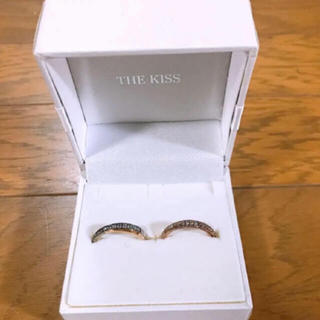 ザキッス(THE KISS)のTHE KISS リング (リング(指輪))