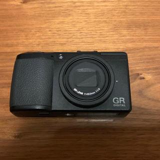 リコー(RICOH)のRICOH GR DIGITAL3(コンパクトデジタルカメラ)