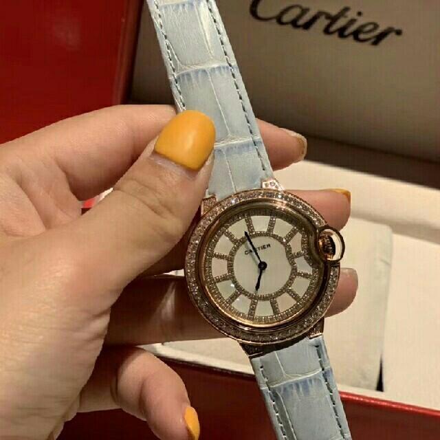 Cartier - カルティエ Cartier  腕時計 レディース 人気商品 の通販 by ヒトミ|カルティエならラクマ
