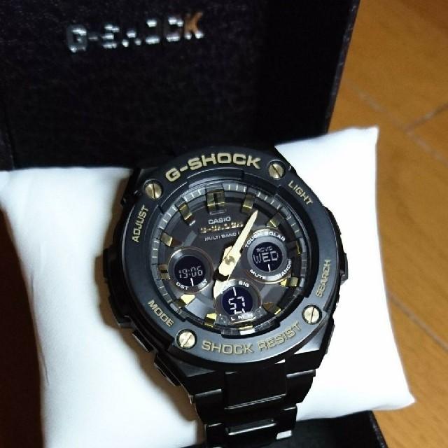 G-SHOCK - g-shock gst-w300 腕時計の通販 by カフェラテ's shop|ジーショックならラクマ