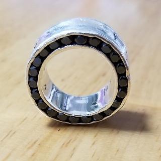 イーエム(e.m.)のe.m. シルバーリング 15号(リング(指輪))