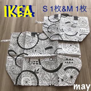 イケア(IKEA)の新品 新商品 新作 IKEA  イケア SM 2枚セット(エコバッグ)
