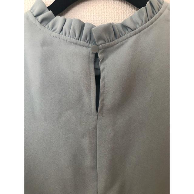 GU(ジーユー)のタンクトップ  ブラウス トップス レディースのトップス(シャツ/ブラウス(半袖/袖なし))の商品写真