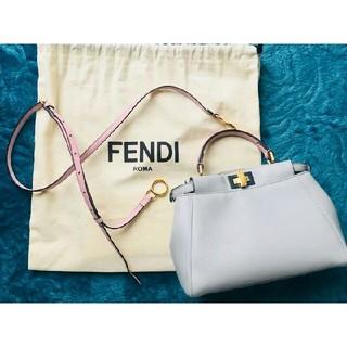 FENDI - FENDI★ピーカブー【超美品・希少カラー】