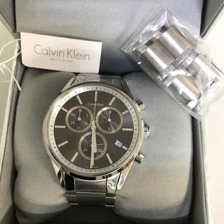 カルバンクライン(Calvin Klein)の腕時計 カルバン・クライン メンズ クロノグラフ (腕時計(アナログ))