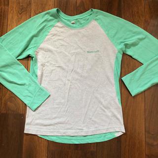 モンベル(mont bell)のモンベル★ラグランTシャツ ロンT(Tシャツ(長袖/七分))