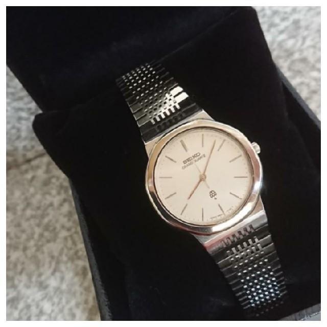 SEIKO - セイコー時計  美品  セイコーグランド ・  メンズの通販 by 〃 T u  r s t 〃|セイコーならラクマ