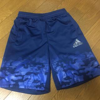 adidas - アディダスハーフパンツ130cm半ズボンジャージスポーツ