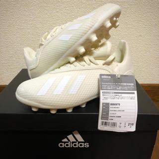 アディダス(adidas)の【新品】アディダス adidas ジュニア キッズ サッカー スパイク 21cm(その他)
