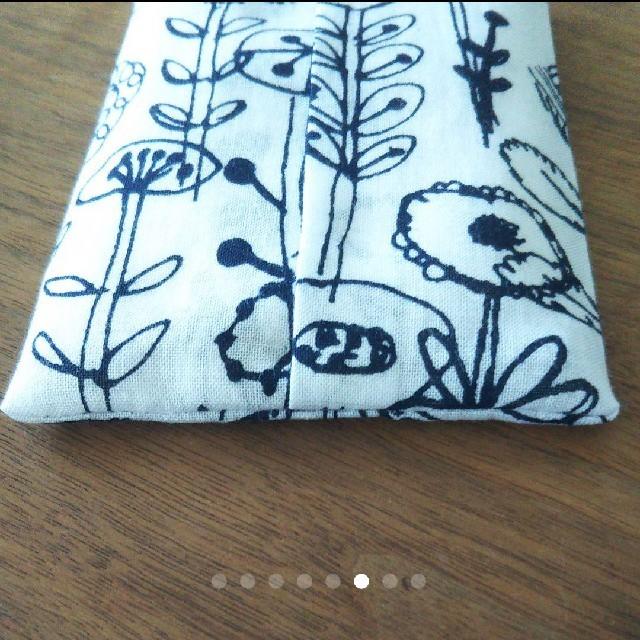 mina perhonen(ミナペルホネン)のハンドメイド ティッシュケース 3個セット ハンドメイドのファッション小物(その他)の商品写真