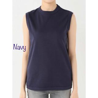 マディソンブルー(MADISONBLUE)の新品* MADISONBLUE ノースリーブTシャツ(Tシャツ(半袖/袖なし))