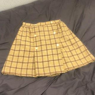 ミキハウス(mikihouse)の子供服 女の子 120 スカート(スカート)