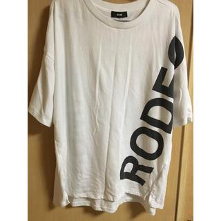 ロデオクラウンズワイドボウル(RODEO CROWNS WIDE BOWL)のRODEOCROWNS、BABYDOLL(Tシャツ(半袖/袖なし))