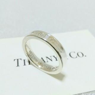ティファニー(Tiffany & Co.)の本日のみ値下げ ティファニーリング9.5号(リング(指輪))