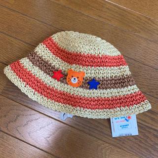 mikihouse - ミキハウス MIKIHOUSE 麦わら帽子