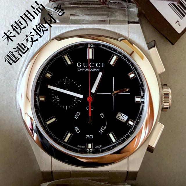 Gucci - メンズ、グッチ時計、GUCCI時計、gucci時計、腕時計、パンテオン、新品の通販 by Free|グッチならラクマ