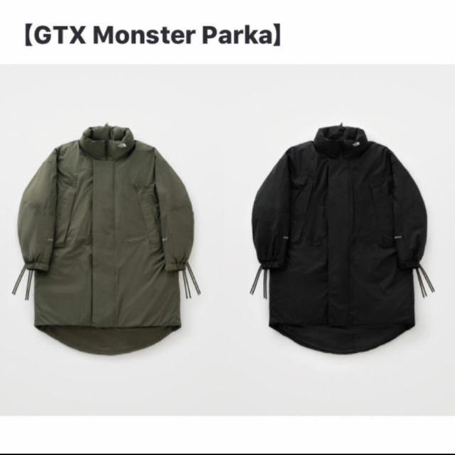 HYKE(ハイク)のXROXOX様 専用)THE NORTH FACE x HYKE GTX  メンズのジャケット/アウター(ナイロンジャケット)の商品写真
