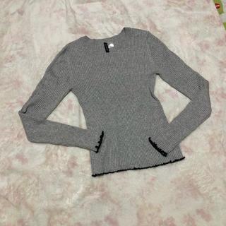 エイチアンドエム(H&M)のH&M * ロンティー(Tシャツ(長袖/七分))
