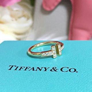ティファニー(Tiffany & Co.)のTiffany & Co ティファニーTワイヤーリング(リング(指輪))