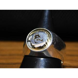 ウルフマンR.R.S ウルフムーンリング 23号 オオカミ 星 月(リング(指輪))