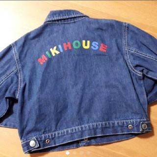 ミキハウス(mikihouse)のミキハウス Gジャン 100(ジャケット/上着)