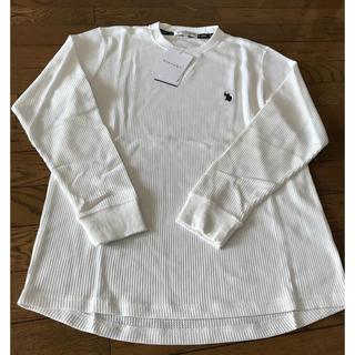 ポロラルフローレン(POLO RALPH LAUREN)のUS  POLO ASSN メンズロングTシャツ(Tシャツ/カットソー(七分/長袖))