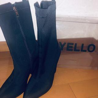 イエローブーツ(Yellow boots)の週末値下げ‼️YELLO ショートブーツ(ブーツ)