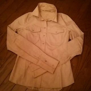 エーエフヴァンデヴォルスト(A.F.VANDEVORST)のA.F.デザインシャツ(シャツ/ブラウス(長袖/七分))