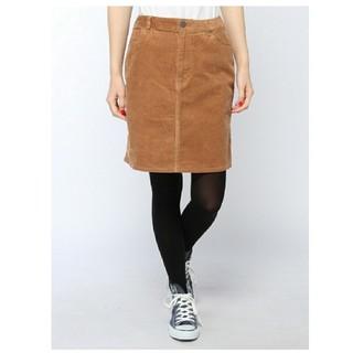 LOWRYS FARM - 【美品】LOWRYS FARM★コーデュロイタイトスカート
