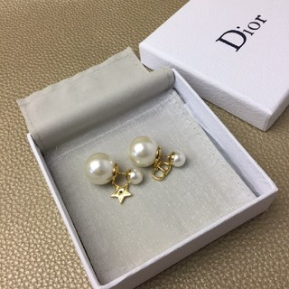 new product 63043 3a511 DIOR ピアス