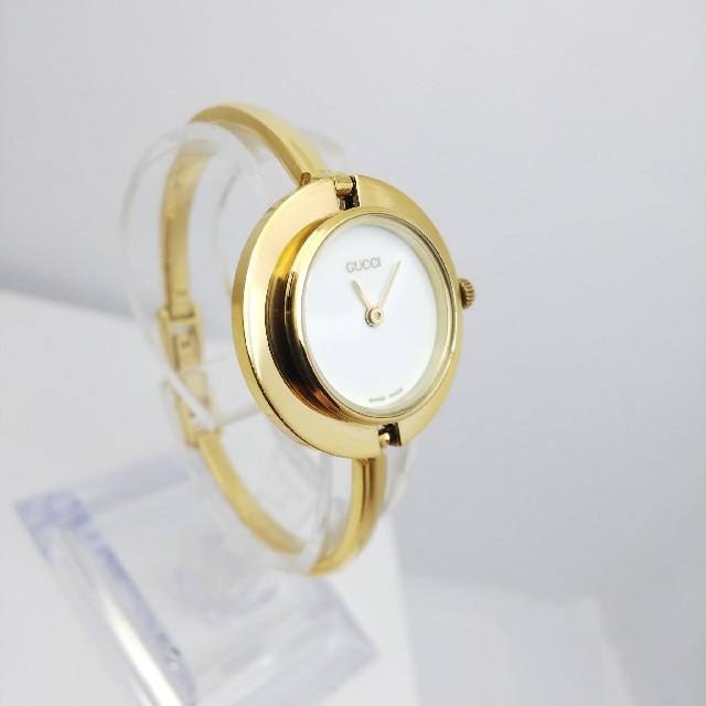 Gucci - GUCCI 腕時計 チェンジベゼル t112 Sサイズ 稼働中 美品の通販 by ティファ's shop|グッチならラクマ