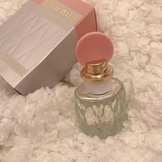 ミュウミュウ(miumiu)のmiumiu 香水 フルールダルジャン 50ml ミュウミュウ オードパルファム(香水(女性用))