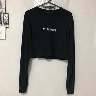 スタイルナンダ(STYLENANDA)のmischief ミスチーフ ロンT(Tシャツ(長袖/七分))