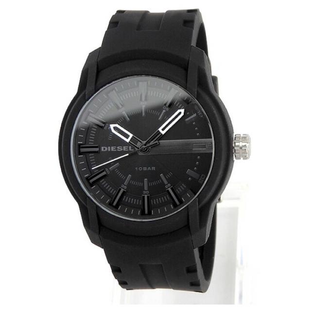 DIESEL - 10/31迄【DIESEL】ディーゼル ARMBAR DZ1830 腕時計 黒の通販 by いとう's shop|ディーゼルならラクマ