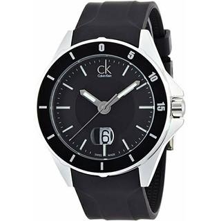 カルバンクライン(Calvin Klein)のCALVIN KLEIN(カルバン・クライン) 腕時計 Play ブラック(腕時計(アナログ))