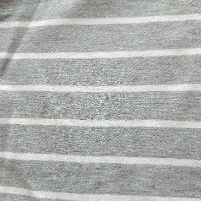 しまむら(シマムラ)の美品⭐しまむら⭐ボーダーパーカー レディースのトップス(パーカー)の商品写真