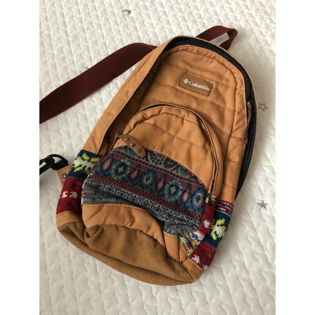 Columbia(コロンビア)のコロンビア★斜め掛けバッグ メンズのバッグ(ショルダーバッグ)の商品写真